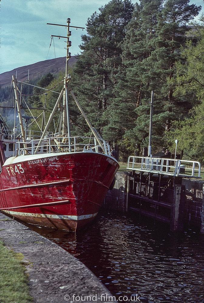 Fishing boat Steadfast Hope FR43