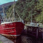 The trawler Steadfast Hope FR43 pictured in September 1980