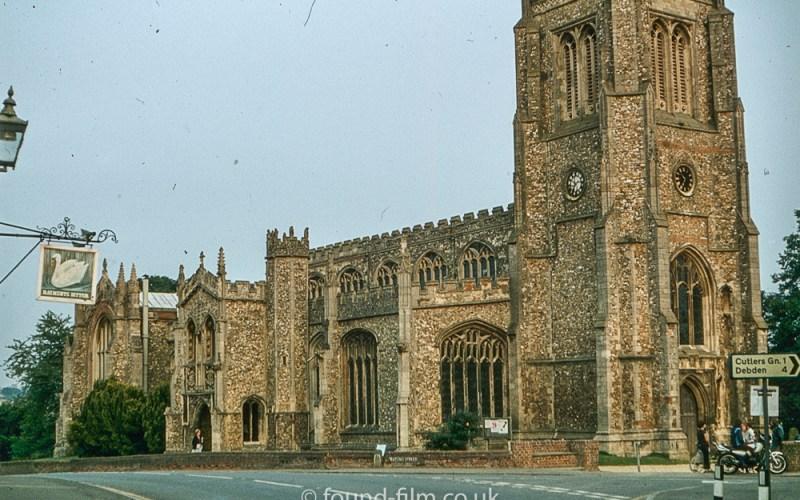 Thaxted church