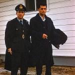 Two servicemen