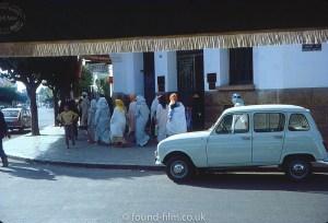 Car in Algeria
