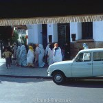 Car in Algeria – Sept 1970