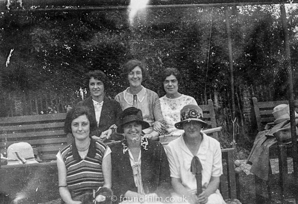 group portrait - 1920s