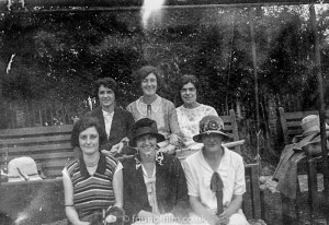 group portrait - 1920s