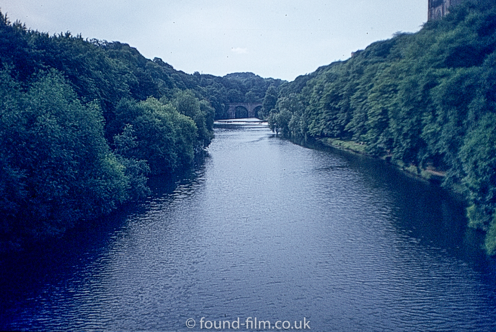 The river at Durham