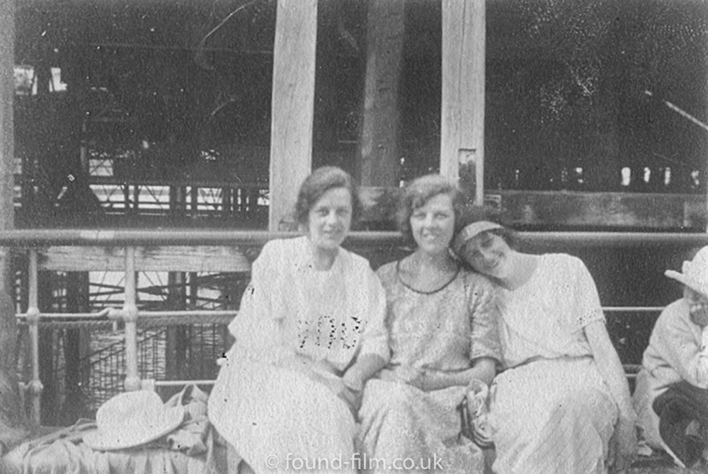 Three young ladies - mid 1920s