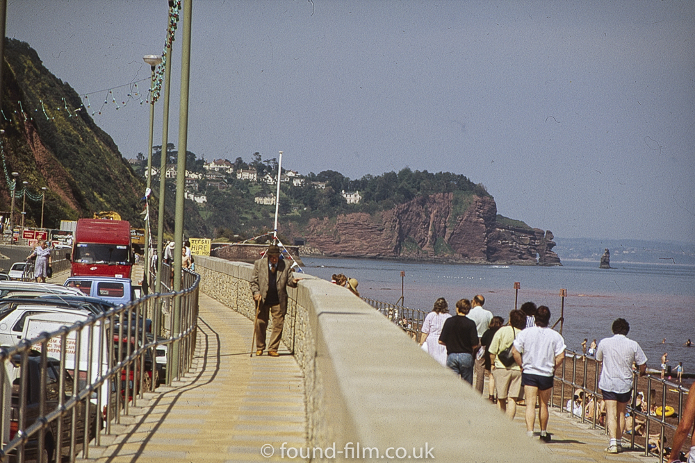 Seaside walkway