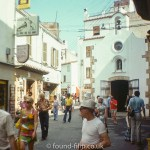 Spanish street scene – August 1975