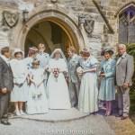 Wedding photo – November 1983
