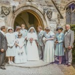 Wedding photo – November 1983