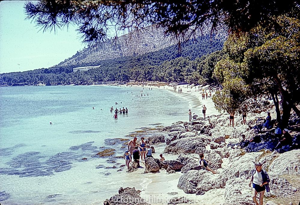 Formentor bay