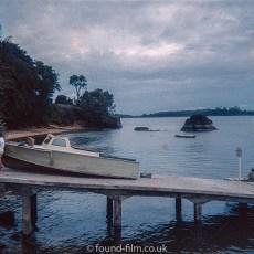 Boat on slipway