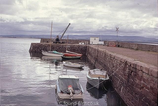Views of Scotland - Fortrose Harbour