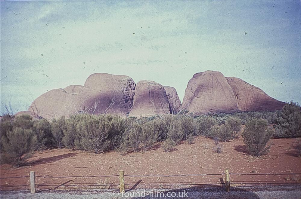 Pictures of Ayres Rock - Kata Tjuta