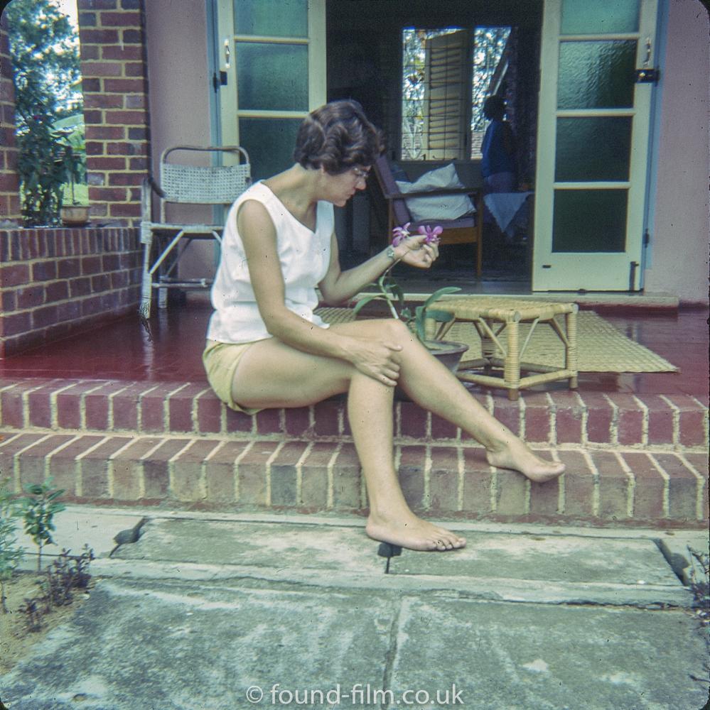 Photos of RAF Seletar - Outside the base quarters