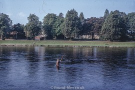 Views of Scotland - Salmon Fisher