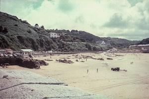 Unknown beach