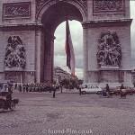 Arc de Triomphe – July 1979