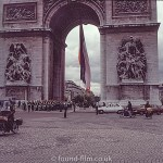 Arc de Triomphe – July 1979