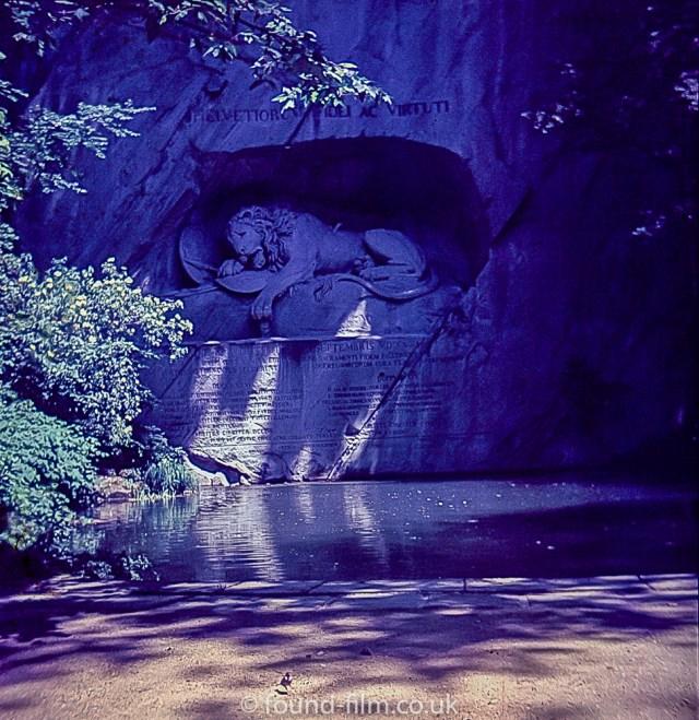 Lion War Memorial