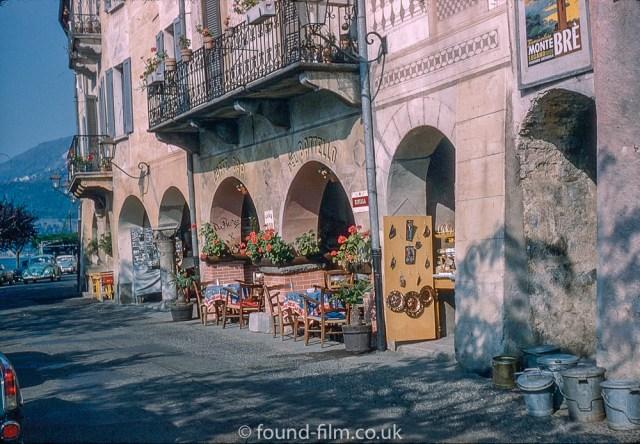Shopping Arcade in Lugano
