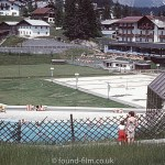 Outdoor pool at Seefeld – July 1977
