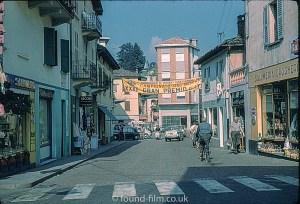 The Town of Ponte Tresa