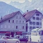 Altdorf Street Scene probably c1960