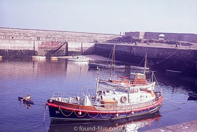 Views of Dunbar - the lifeboat