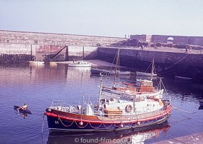Views of Dunbar - the lifeboat