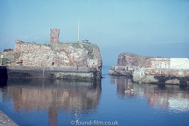 Views of Dunbar - the ruined castle