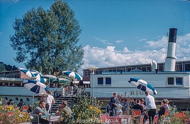 Rigi Restaurant Switzerland 1962