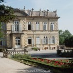 A large stately home