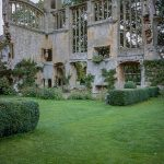 A picture of ruins at Sudeley Castle, Gloucestershire in 1977