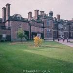 Sudbury Hall in Derbyshire, Oct 1978