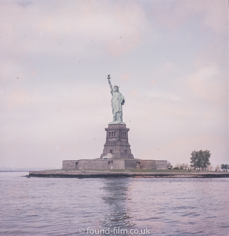 Views of New York - The Statue of Liberty