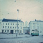 Images from Soviet Era Moscow - Buildings in Moscow - 1957