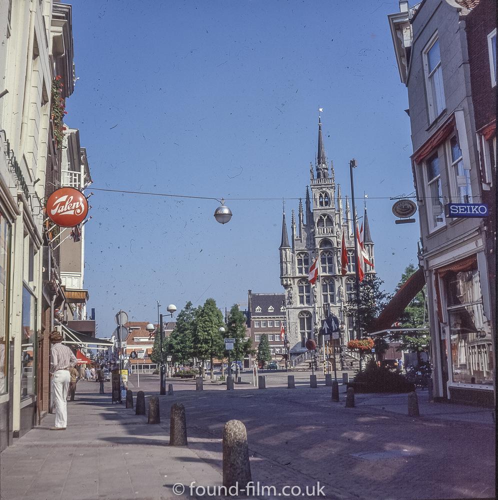 Views around Europe - Gauda in Holland, 1980
