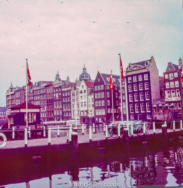 Amsterdam in the Netherlands in 1957