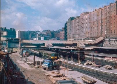 New Street Station Birmingham c1965