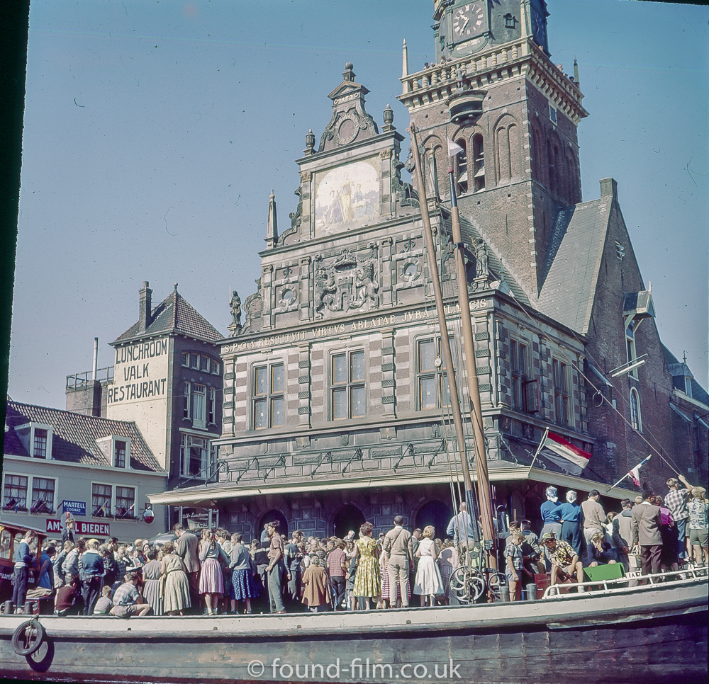 The Weigh House Alkmaar - April 1957