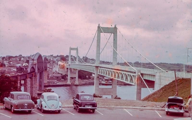 Tamar bridge pre 1961