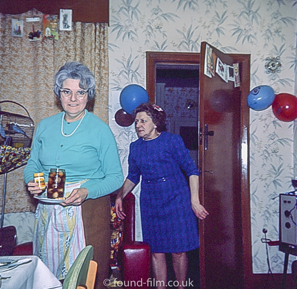 Family Christmas in the early 1960s