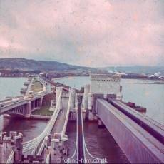 Four bridges together