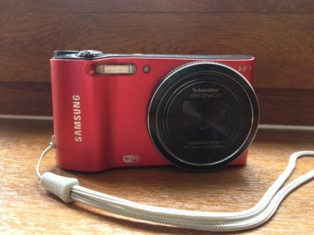 Найдена камера samsung в Хабаровске