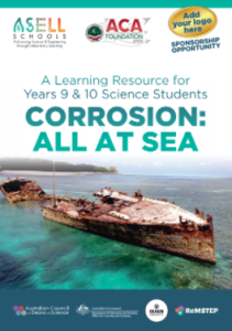 science teacher corrosion curriculum ideas