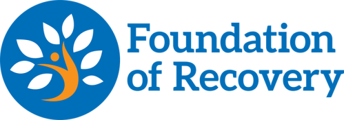 Foundation of recovery Logo