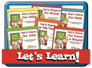 Let's Learn Super Bundle Preschool Curriculum | Sonbeams at Foundations Press