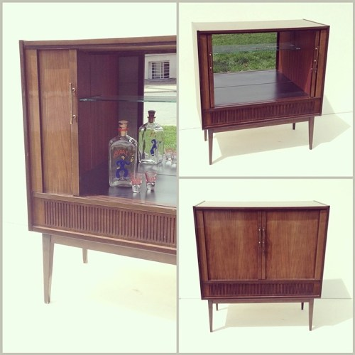 1950s German Bar Unit