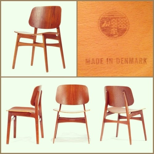 x6 Mogensen Dining Chairs